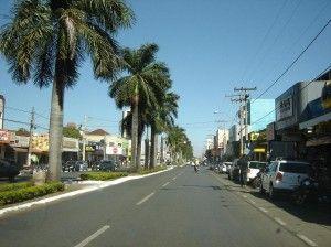 Avenida Presidente Vargas, Rio Verde, Goiás