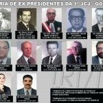 Galeria de ex-presidentes da 1a JCJ Goiânia