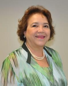 Desembargadora Elza Silveira, presidente do TRT Goiás
