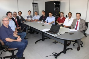 Reunião na STI definiu os próximos passos para a implantação do projeto piloto