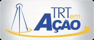 Logomarca TRT em Ação