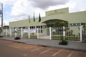Sede do Foro Trabalhista de Rio Verde
