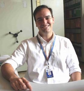José Humberto, professor de Processo do Trabalho na PUC Goiás