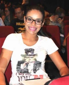 Nathália França, estudante de Direito