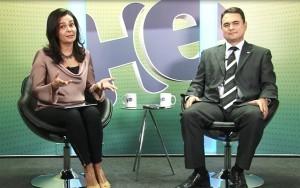 O advogado João Negral de Andrade Filho é o entrevistado do Hora Extra