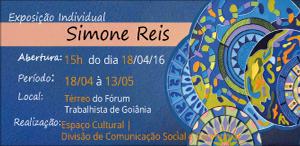 exposição Simone Reis