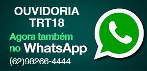 Ouvidoria - Whatsapp