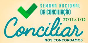 Semana Conciliação CNJ