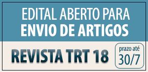 revista TRT18 - 2018