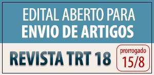 revista trt 18 prorrogado