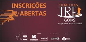 Corrida TRT Goiás 2018