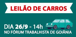 Leilão Carros