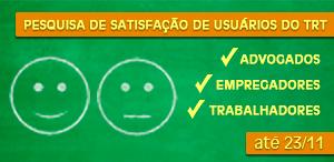 Pesquisa de Satisfação Usuários