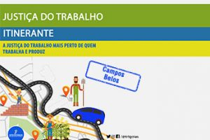 Ir para Programa Justiça Itinerante 2019 realiza 2ª edição em Campos Belos entre os dias 23 e 27 de setembro