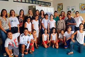 Ir para Juízes do trabalho lançam concurso de redação para escolas públicas da cidade de Goiás