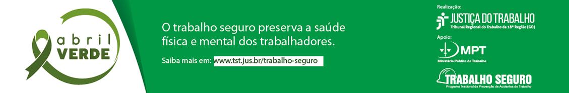 Campanha Abril Verde