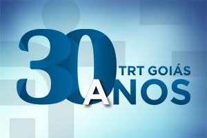 Ir para 30 Anos TRT Goiás: cumprindo o compromisso de pacificação social