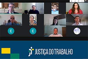 Ir para VT de Goiás registra 83,5% de conciliação. Prática do acolhimento é elogiada por advogados durante correição