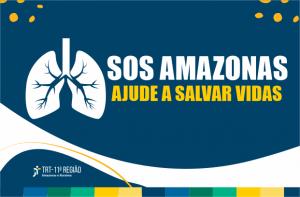 Ir para TRT11 lança campanha de arrecadação de fundos para o enfrentamento da Covid-19 no Amazonas